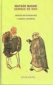 Editorial Atalanta. Sendas de Oku. Matsuo Basho.
